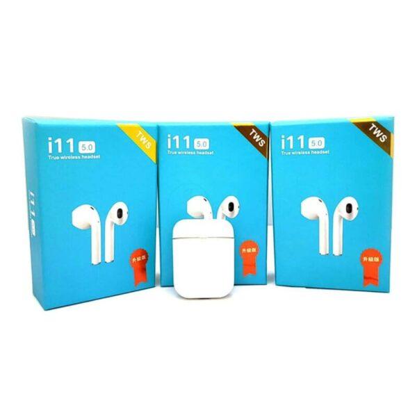i11 Bluetooth Earphones